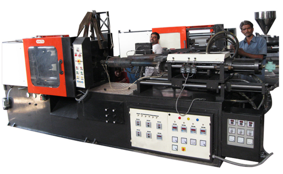 Double Colour Injection Molding Machine