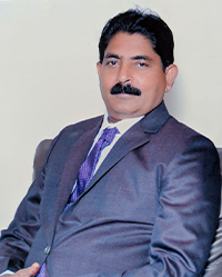 Mr. A. P. Shetty (Mechanical Engineer)